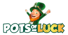 Pots Of Luck Logo Linear