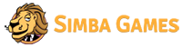Simba Games Logo Linear