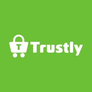 Trustly casino banking method