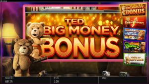 ted slot big money bonus