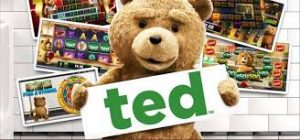 Ted Slot Game Logo