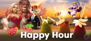 Happy Hour Promotion Fable Casino