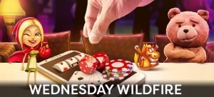 Wednesday Wildfire Promotion Fable Casino
