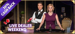 Fable Casino Live Dealer Weekend