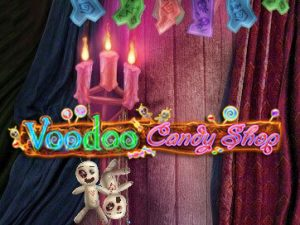 voodoo candy shop logo