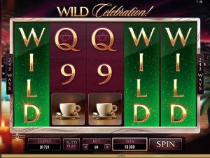 Finer Reels Life Slot Microgaming Wild