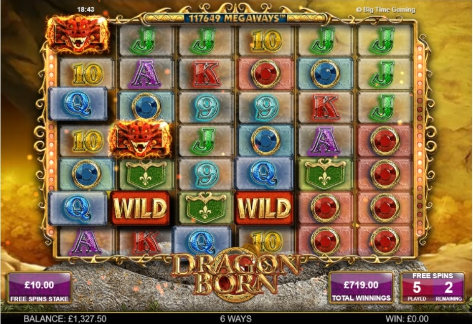 Dragon Born Graphics