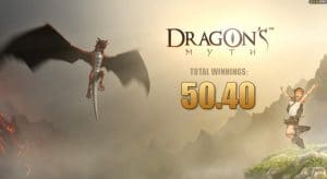 Dragon's Myth Super Big Win