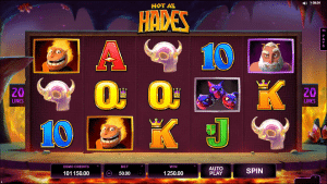 Hot as Hades Slot Gameplay