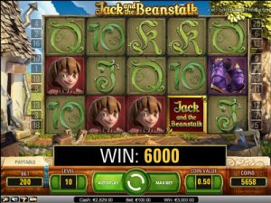 jack and the beanstalk gameplay rtp