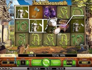 jack and the beanstalk slot guide