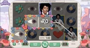 jimi hendrix slot review win