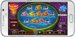 theme park tickets of fortune guide fishing bonus game