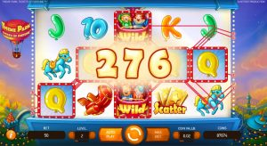 theme park tickets of fortune slot review win
