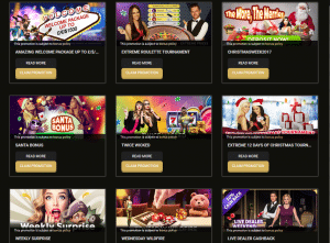 Fable Casinos Promotions Page