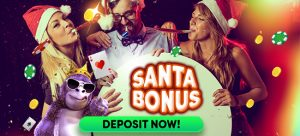 Fable Casino Santa Bonus