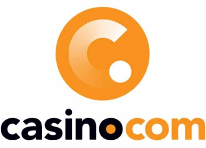 Casino.com Logo Linear