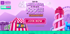 Fairground Slots Preview