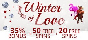 Winter of Love Promotion