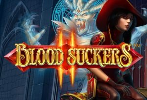 Blood Suckers 2 Slot Logo