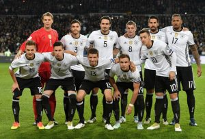 FIFA World Cup Germany Team