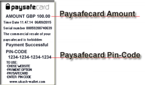 Paysafecard Voucher Explained