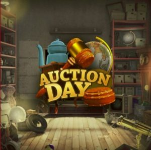 Auction Day Game Logo