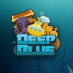deep blue icon
