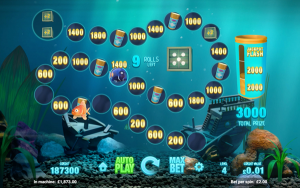 fish tank bonus game