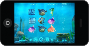 fish tank iphone main reel