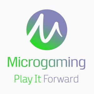 microgaming play it forward logo
