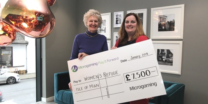 playitforward charity donation womens refuge