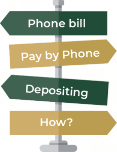 Guide to Pay by Phone Bill