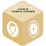 Live Casino & Table Games icon